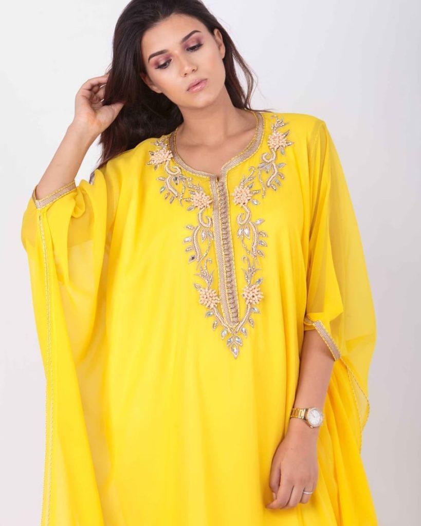 Les Plus Belles Robes Marocaines Pour Une Soiree De Mariage